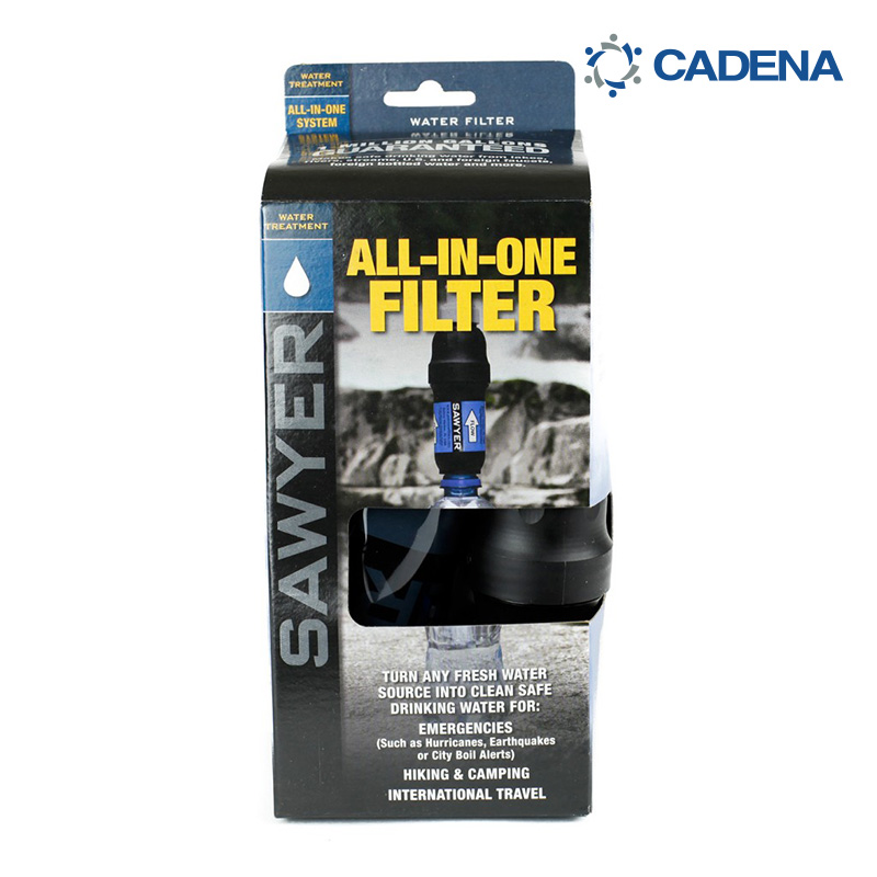 Donar un Filtro de agua - CADENA
