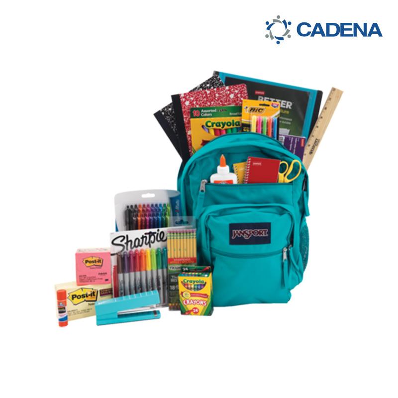 Donar un Kit Escolar - CADENA