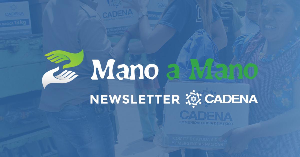 Mano a Mano - Newsletter de CADENA
