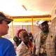 Voluntarios en la misión a Kakuma