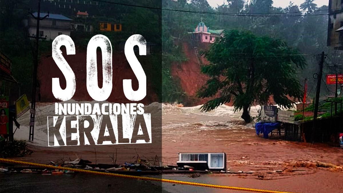 Kerala tiene escasez de agua. Cadena organiza una misión para apoyar.