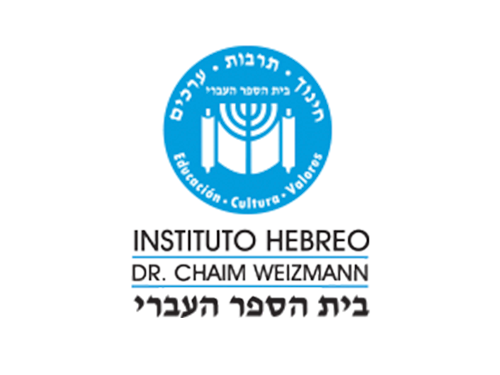Partners CADENA Chile - Instituto Hebreo Dr. Chaim Weizmann