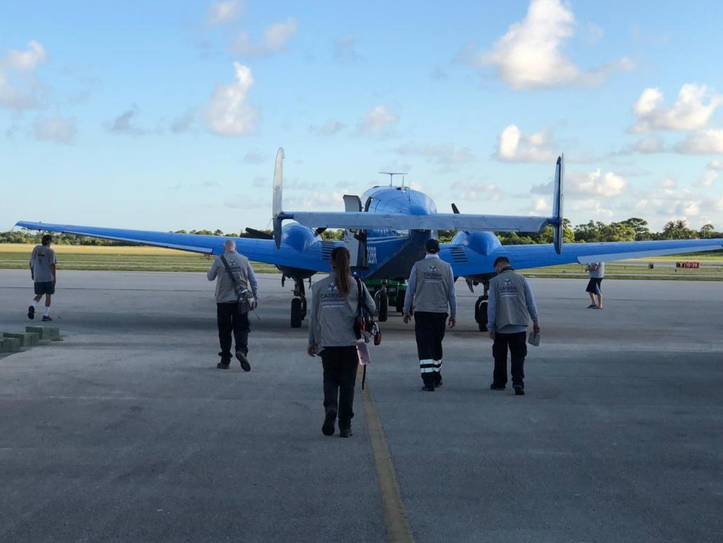 Bahamas mission.